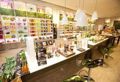 The Body Shop Pulse boutiques: Beauty with Conscience