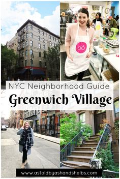 NYC Neighborhood Guide | Greenwich Village