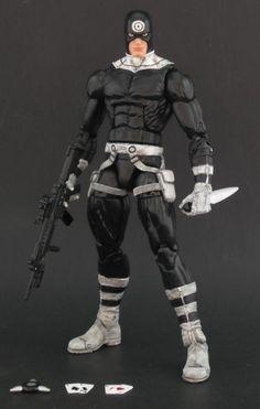Bullseye (Marvel Legends) Custom Action Figure