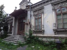 Travel Around The World, Around The Worlds, My Town, Bucharest, Abandoned Mansions, Romania, Vintage Photos, Places To Visit, Balconies
