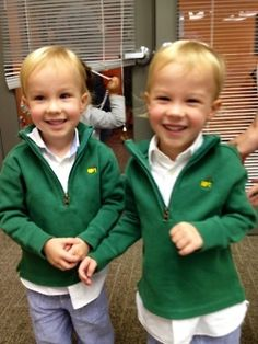 these will be my children