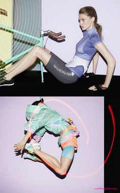 Adidas Stella McCartney Srping/Summer 2013 Collection