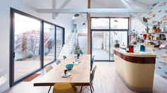 Gallery of Between Two Patios / OVERCODE architecture urbanism - 1
