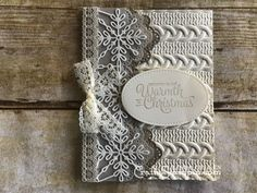 Get your inspiration from the 2017 Stampin Up Holiday Catalog with over 70 card samples