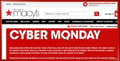 Check out the latest Cyber Monday Deals 2013 #cybermonday