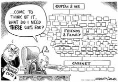 The Guptas and Me @myanc_