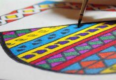 Pintura en Tela: Pincel Textiles, Kids Rugs, Creative, Blog, Home Decor, Stencil, Decoration Home, Kid Friendly Rugs, Room Decor