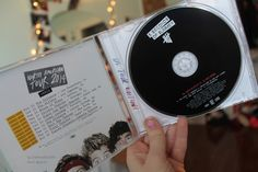 Finally got the actual CD!! :) I screamed in the store