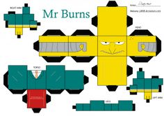papertoys free download for kids