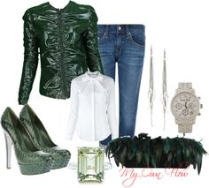 """GUCCI JACKET"" by myownflow on Polyvore"