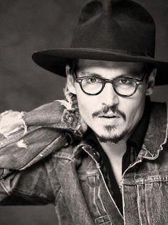 Johnny beautiful B & W Photos.
