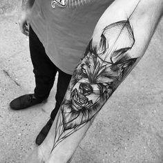 #tattoos #tatoo #love#instalife #wolftattoo