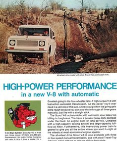 1970 International Scout  4X4  by coconv, via Flickr