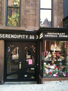Serendipity | best ice cream | East Midtown, New York City