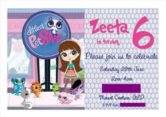 Littlest Pet Shop Birthday Party Ideas | Photo 1 of 34 | Catch My Party