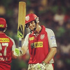 Congrats to Adam Gilchrist on his 85no (54) for the Kings XI last night! Gilly smashed 13 boundaries!