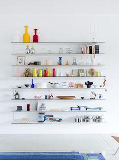 Shelves... no books