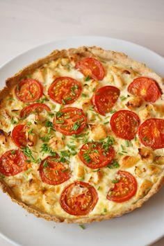 Crockpot Recipes, Chicken Recipes, Healthy Recipes, Pizza Snacks, Danish Food, Low Carb Bread, Mushroom Recipes, Easy Cooking, Casserole Recipes