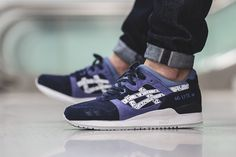 Asics Gel Lyte 3 Indian Ink