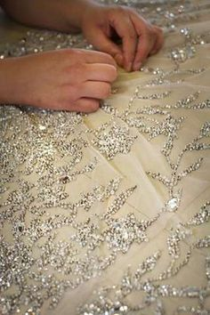 Harrods Crystal Christmas Dress Photos 1 - Bank-Breaking Ballgowns pictures, photos, images