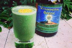 Jenipher Minnaar - Vitamineral Green Smoothie http://jenipherminnaar.com/2014/03/27/go-go-green-vitamineral-green-smoothie/