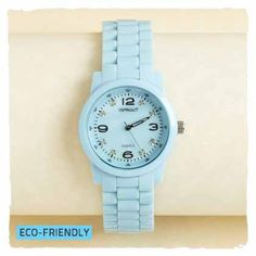 Shop Now! I found the Sweet Baby Blue Watch at http://www.arhausjewels.com/product/wa047/womens-watches. $75.00 #arhausjewels #womens-watches.