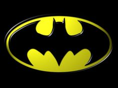 The Batman logo works because its the symbol of a bat. Anytime batman fans see this, they know what to expect!