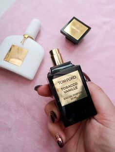 The fragrances I've been reaching for this Autumn. Perfumes included are Jo Malone Velvet Rose and Oud perfume, YSL black opium fragrance, Tom Ford Tobacco Vanille and Tom Ford White Patchouli perfume. Autumn/Winter fragrances. Perfumes for Christmas.
