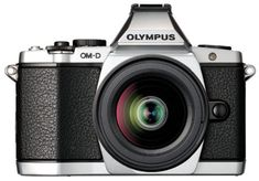 Olympus OM-D E-M5 16MP Live MOS Interchangeable Lens Camera