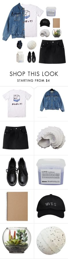 """""""Let's Drive Away From All Our Problems And Kiss Under The Stars"""" by tallesttree ❤ liked on Polyvore featuring Urban Trends Collection, Davines, Muji, October's Very Own and Threshold"""