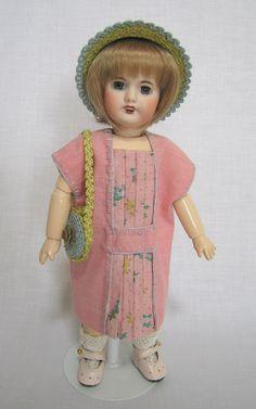 LSDS 1928 Robe de Visite  -  Sewn from antique cottons.