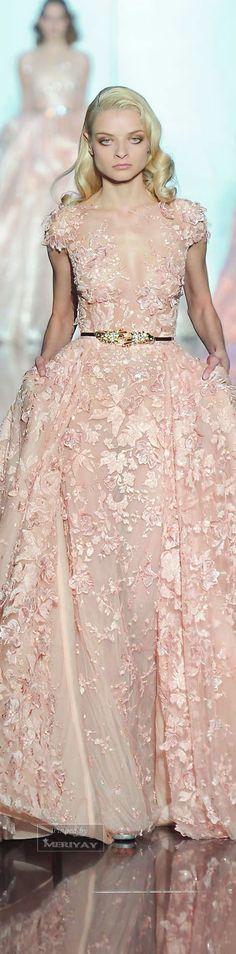 Zuhair Murad.Spring 2015 Couture