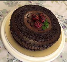 Chocolate lace
