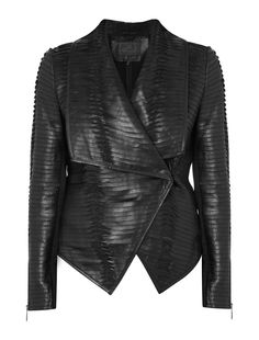 Line - Cosmo Leather Jacket