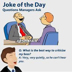 Jokes for Employees