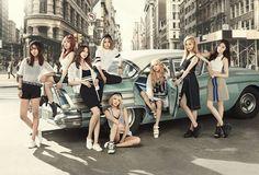 SNSD Girls Generation @ Baby G