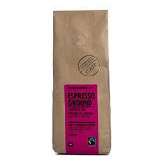 Espresso Ground Filter Coffee 250g Espresso, Filters, Coffee, Food, Espresso Coffee, Kaffee, Essen, Cup Of Coffee, Meals
