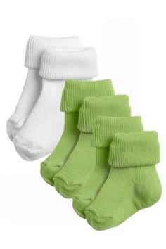Ellos Kids Sokker for nyfødt i 3-pk