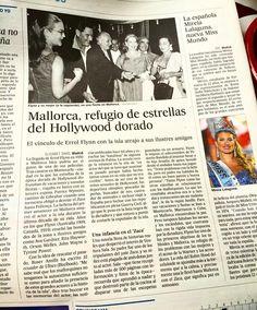 El País | Mallorca, refugio de estrellas del Hollywood dorado Errol Flynn, Magazines, Articles, Hollywood, Books, Shelters, Writers, Stars, Novels