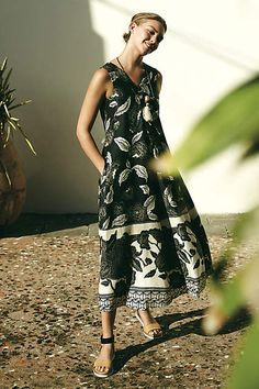 Soha Maxi Dress