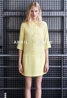 April-Woman-LOOKBOOK | ZARA Ukraine