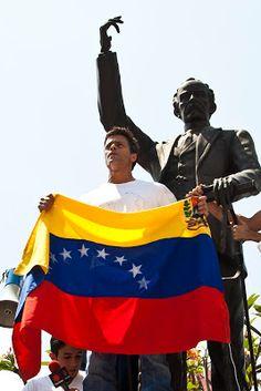 Diario de Leopoldo López: ¿Existe en Venezuela una confrontación entre democ...
