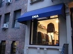 Ina, a lower Manhattan consignment shop great for shopping high-end second hand clothing