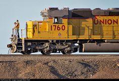 RailPictures.Net Photo: NS 1119 Union Pacific EMD SD40-2 at North Platte, Nebraska by Steve Raith