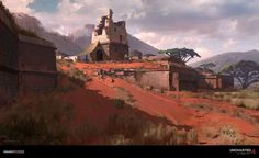 Uncharted 4 - Madagascar, Nick Gindraux on ArtStation at…