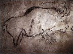 Prehistoric cave paintings in Niaux, France. Cave Paintings France, Art Paintings, Art Pariétal, Paleolithic Art, Prehistoric Age, Art Nouveau Jewelry, Ancient Art, Rock Art, Pet Birds