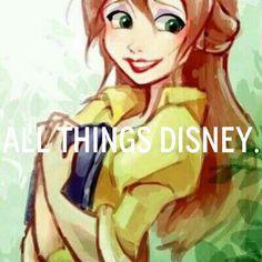 All things Disney <3