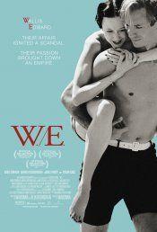 W.E. movie poster