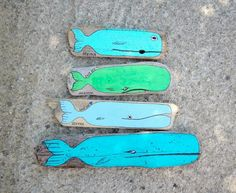 #Whale #Whales #Wal #Wale #Sea #Ocean #Meer #Surfart - Painting Driftwood Painted Driftwoodart Treibholz Treibholzkunst Strandgut - website: www.kymastyle.com - shop: http://kymastyle.dawanda.com - http://facebook.com/kymastyle - http://instagram.com/kymastyle - http://twitter.com/kymastyle - contact 4 orders + infos: kymastyle@yahoo.com