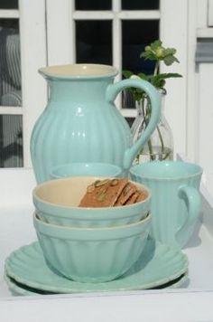 IB LAURSEN / Miska na müsli Mynte Mint green